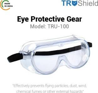 Tru Shield TSSG001 Power Tool, Welding, Laboratory, Blowtorch, Wood-working  Safety Goggle