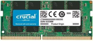 Crucial CT DDR4 8 GB (Dual Channel) Laptop (CT8G4SFRA266 SODIMM)