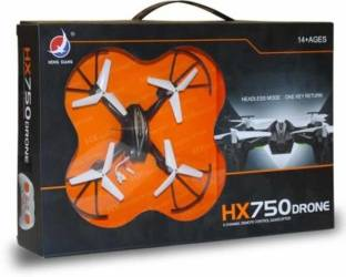 HARSIDDHI CREATION HARSIDDHI HX750 DRONE REMOTE CONTROL QUADCOPTER WITHOUT CAMERA FOR KIDS DRONE Drone