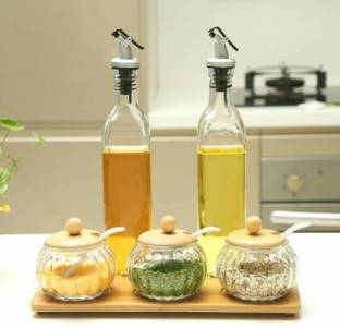 Sygmos 500 ml Cooking Oil Dispenser Set