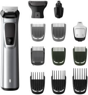 PHILIPS MG7715/15 Multi-Grooming Kit For Men  Runtime: 120 min Trimmer for Men