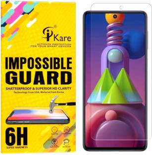 iKare Impossible Screen Guard for Samsung Galaxy M51