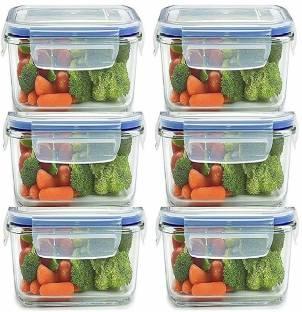 Luxafare  - 500 ml Plastic Fridge Container