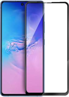 Flipkart SmartBuy Edge To Edge Tempered Glass for Samsung Galaxy A81, Samsung Galaxy A91, Samsung Galaxy A71, Samsung Note 10 Lite