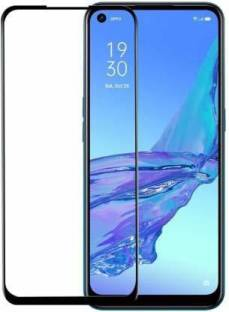 NewSelect Edge To Edge Tempered Glass for OPPO A53