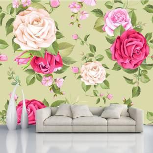 COLOR SOLUTION Floral & Botanical Wallpaper