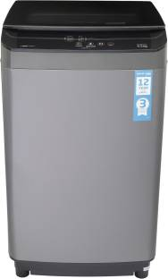 Voltas Beko 6.2 kg Fully Automatic Top Load Grey