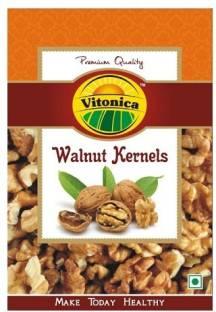 Vitonica Walnut Brown Kernel 200g (Premium Quality) Walnuts