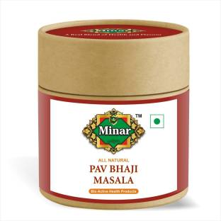 Minar 100% Natural & Organic Pav Bhaji Garam Masala Powder –