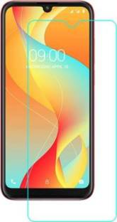 BHRCHR Tempered Glass Guard for Lava Z66