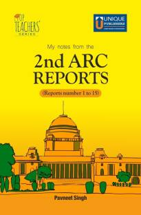 My notes from the 2nd ARC Reports (Reports Number 1 to 15)