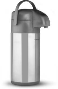 Trueware Airpot 2000 Insulated Stainless Steel Flask, Hot and cold -1800ml, Steel 1800 ml Flask