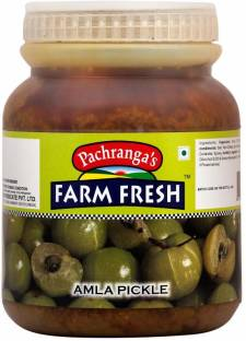 Pachranga's Farm Fresh Fresh Amla Pickle - 1 kg Amla Pickle
