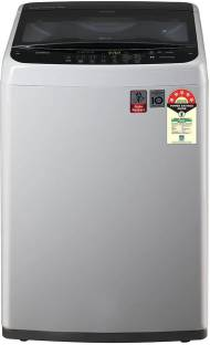 LG 7 kg Fully Automatic Top Load Silver
