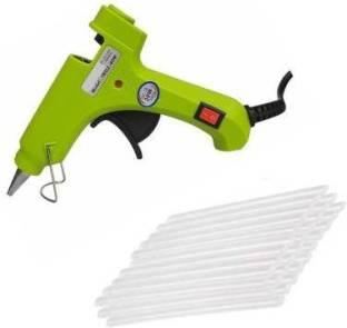 Jaydison 20 Watt Mini Hot Melt Glue Gun With On Off Switch And 20 (7mm) Glue Sticks Standard Temperatu...