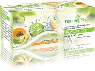 Herbal Tree Papaya Bleach Multivitamin & Skin Rejuvenation for Glowing & Radiant Skin
