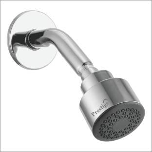 Prestige Shower Ess-Ess with Stainless Steel Arm Round Overhead Shower Shower Head