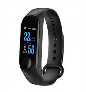 Welltech M3 Smart Band with Heart Rate Sensor