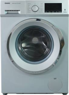 Galanz 10 kg Quick Wash, Inverter Fully Automatic Front Load with In-built Heater Silver