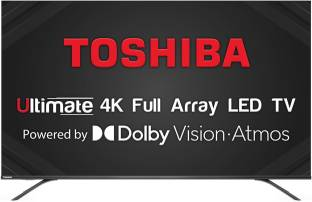 TOSHIBA U79 Series 139 cm (55 inch) Ultra HD (4K) LED Smart TV with Dolby Vision & ATMOS