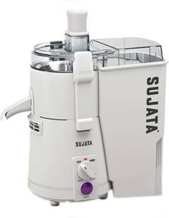 Sujata by SUJATA Powermatic 900 W Juicer (1 Jar, White)