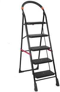 Flipkart SmartBuy 5 Step Ladder Steel Ladder