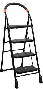 Flipkart SmartBuy 4 Step Kitchen platform ladder Steel Ladder