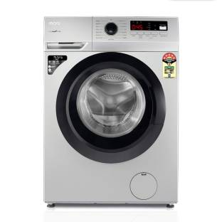 MarQ By Flipkart 7 kg Garment Sterilization Fully Automatic Front Load with In-built Heater Silver