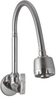 Prestige Passion Flex Sink Cock Flexible Sink Cock Pillar Cock Shower Type Pillar Tap Faucet