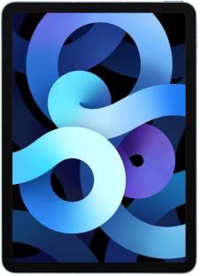 APPLE iPad Air (4th Gen) 256 GB ROM 10.9 inch with Wi-Fi+4G (Sky Blue)