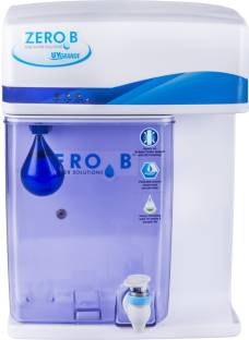 Zero B  Grande 4 L  + ESS Water Purifier 6 Stage Water purification With Active Silver Technology 4 L ...