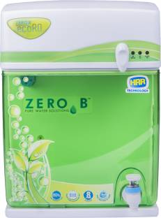Zero B Eco 6 L  + ESS + HRR High Recovery  Water Purifier Save 70% Water 9 stages Water Purification W...