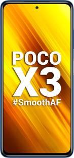 POCO X3 (Cobalt Blue, 64 GB)