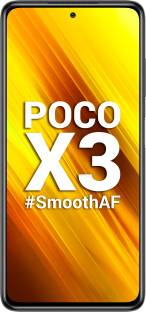 POCO X3 (Shadow Gray, 128 GB)