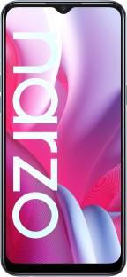 realme Narzo 20A (Glory Silver, 64 GB)