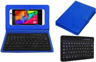ACM Keyboard Case for Videocon Infinium Z50q Lite