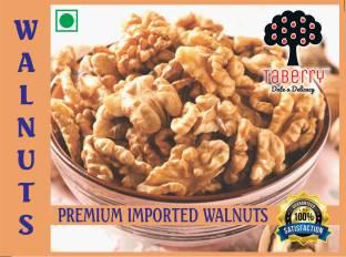 Taberry Premium Imported Walnuts/Akhort giri (vaccum packed) 400 g Walnuts