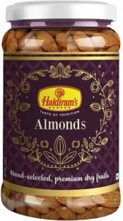 Haldiram's Almond Jar Almonds
