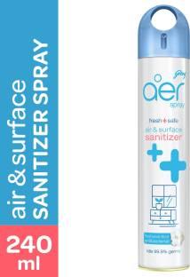 Godrej Aer Air & Surface Sanitizer Spray