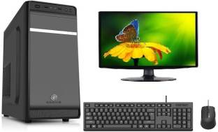 ZOONIS CORE 2 DUE Core 2 Duo (4 GB DDR3/500 GB/120 GB SSD/Windows 7 Ultimate/15 Inch Screen/MA10/PUNTA 15 INCH LED/G41)
