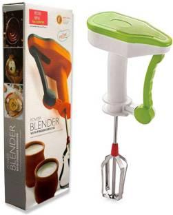 Mizuki Hand blender for making lassi,shakes and cakes MM46 50 W Hand Blender