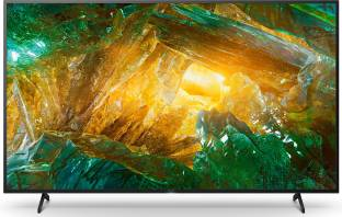 SONY X8000H 138.8 cm (55 inch) Ultra HD (4K) LED Smart Android TV