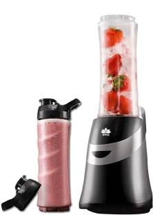 BMS Lifestyle JUICER Personal Mini Blender Smoothie Maker, Single Serve Portable Juicer and Mixer for ...