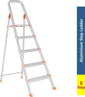 Flipkart SmartBuy 5 Step ladder Aluminium Ladder