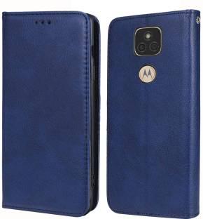 Unistuff Flip Cover for Motorola Moto E7 Plus, Motorola Moto G9