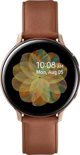 SAMSUNG Galaxy Watch Active 2 Steel LTE Smartwatch