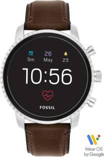 FOSSIL 4th Gen Explorist HR Smartwatch