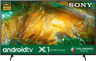 SONY X8000H 189 cm (75 inch) Ultra HD (4K) LED Smart Android TV