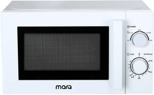 MarQ By Flipkart 20 L with 5 Power Levels Solo Microwave Oven
