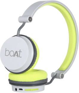 boAt Rockerz 400 Bluetooth Headset